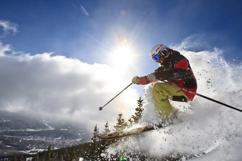 Photo by Liam Doran, Courtesy Vail Resorts