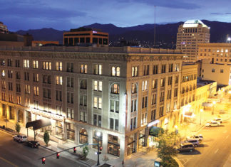 Colorado Springs Staycations: The Mining Exchange, a Wyndham Grand Hotel