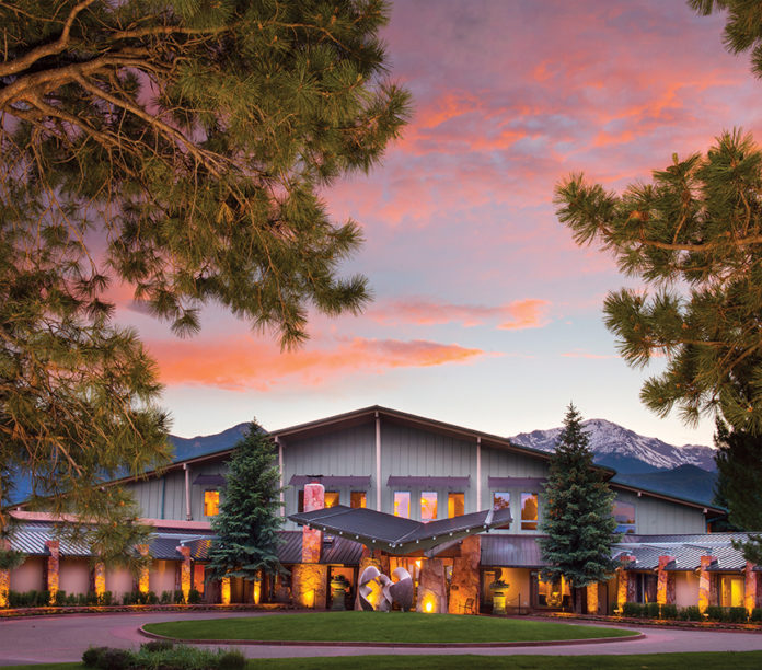 Garden of the Gods Club and Resort, Colorado Springs Staycations
