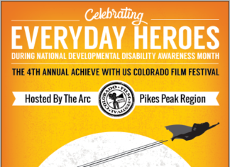 poster for Arc Achieve With Us Film Festival