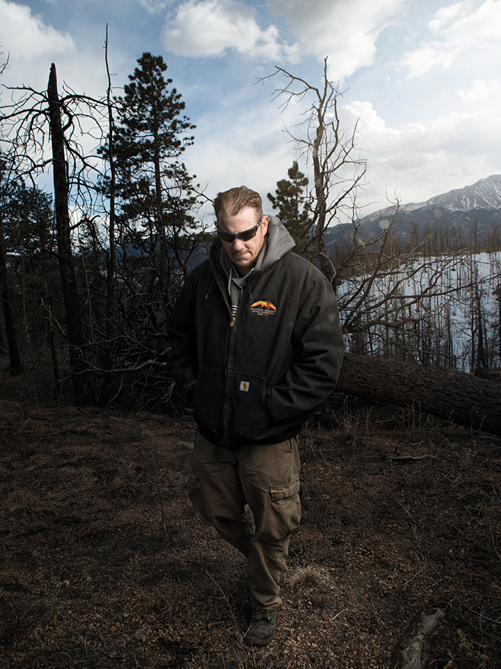 First Responders: Eric Zanotto, District Fire Management Officer, US Forest Service