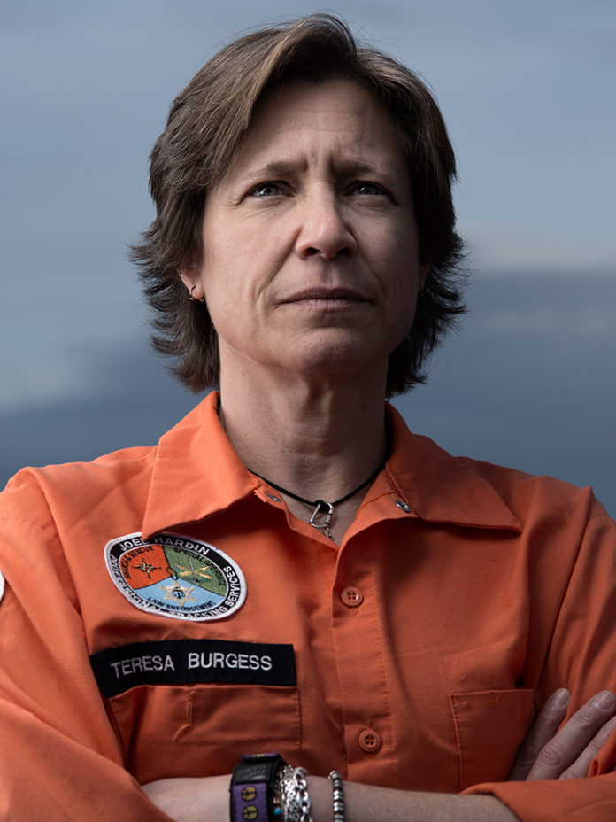 First responders: Teresa Burgess, El Paso County Search and Rescue