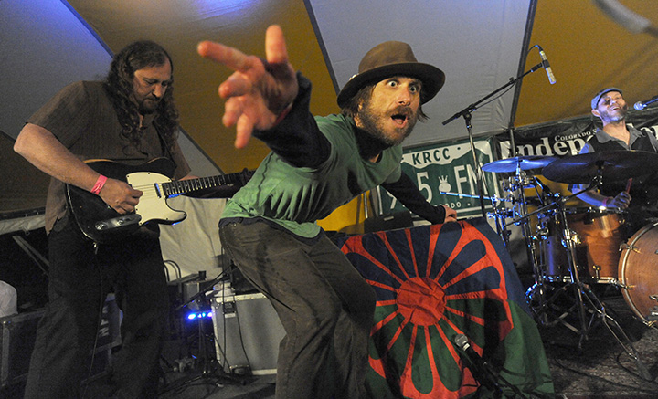 Todd Snider and the Great American Taxi, MeadowGrass 2013