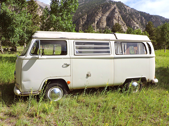 VW Westphalia but not joy bus
