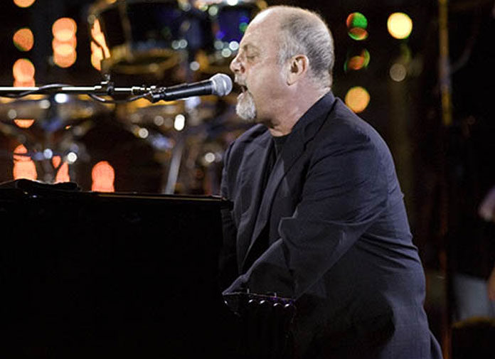 billy joel plays live