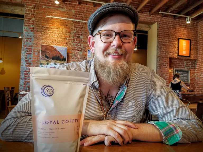 tyler hill loyal coffee