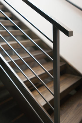 stairway in home