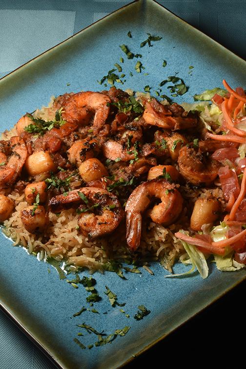 seafood at uchenna