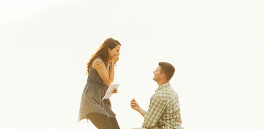 perfect Colorado proposal engagement photography
