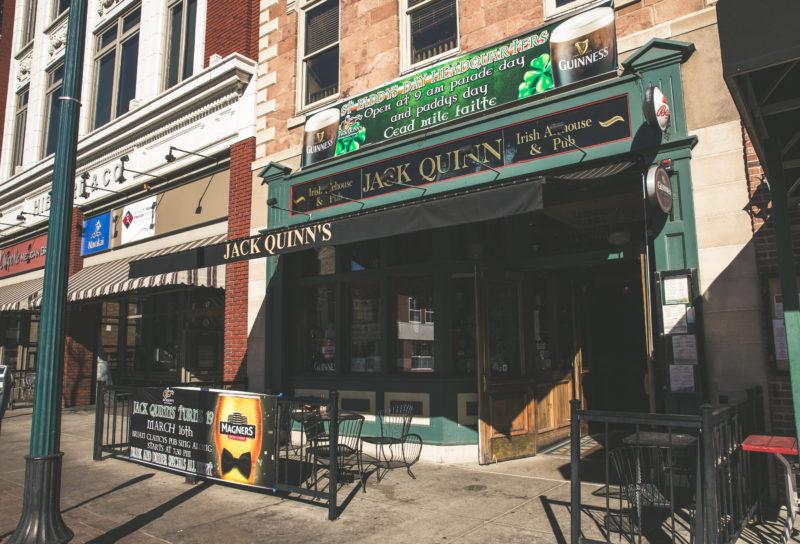 Jack Quinn Irish Alehouse & Pub