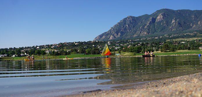 lake at cheyenne mountain resort