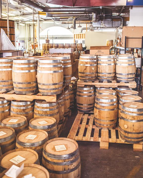 distillery 291 barrels
