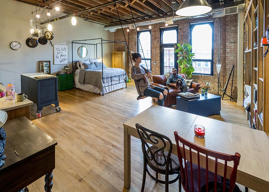 urban living giddings loft