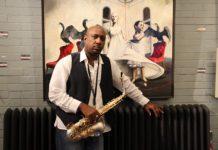 Jazz master, Tony Exum Jr