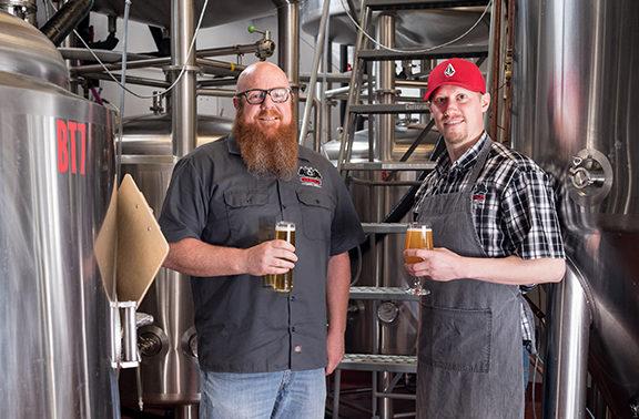 cerberus brewer and chef