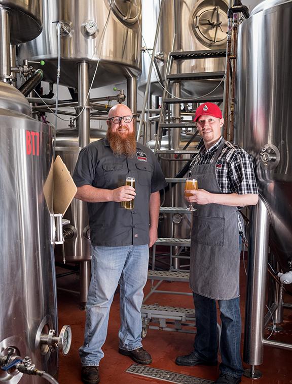 cerberus brewers