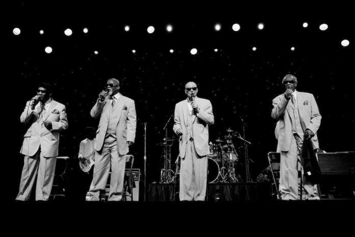 Blind Boys of Alabama live