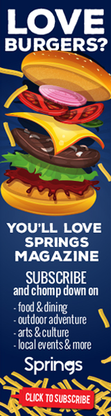 You'll Love Springs Magazine - Click to Subscribe