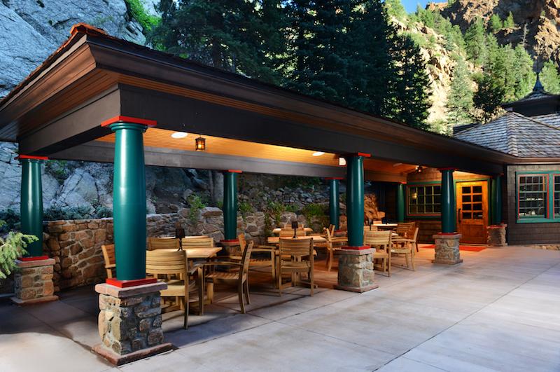 1858 patio