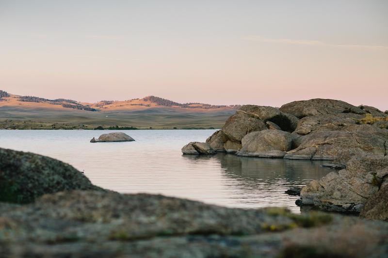 eleven mile park reservoir
