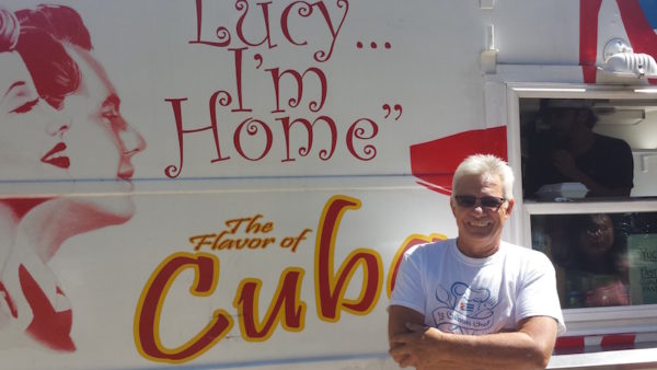 lucy i'm home food truck