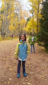 fall color hikes rainbow gulch