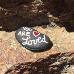 719 rocks you are loved