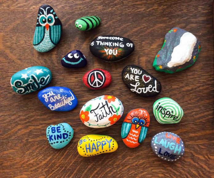719 rocks collection