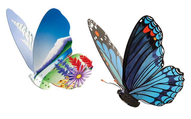 Rotary Butterflies
