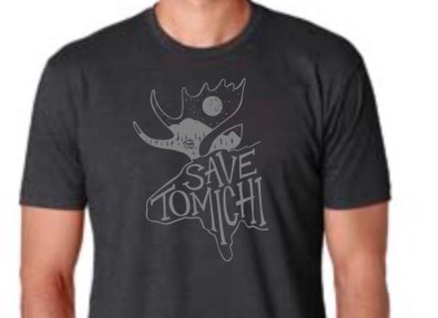 holiday gifts tomichi t-shirt