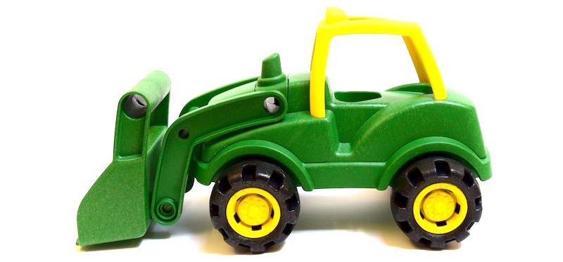 gifts john deere toy tractor