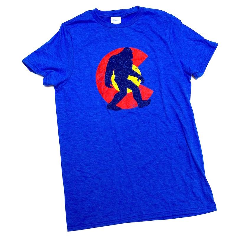 gifts blue yeti t-shirt