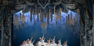 holiday Nutcracker dancers perform