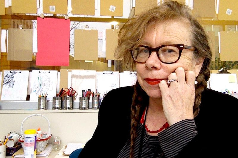 lynda barry will appear at colorado college cornerstone arts week