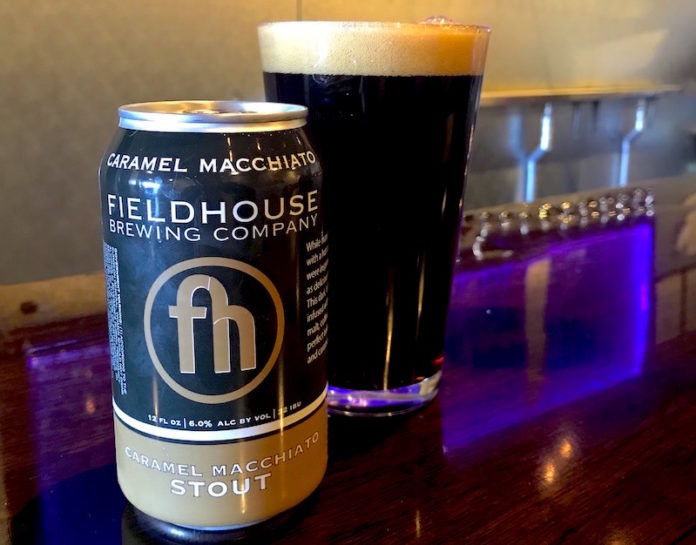 beer stout from fieldhouse