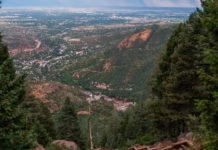 the manitou incline