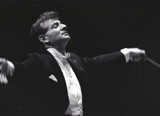 leonard bernstein conducts