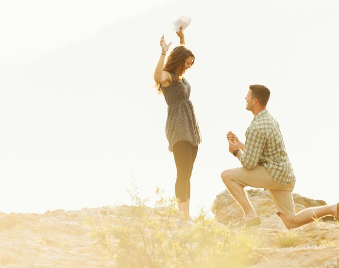 engagement photography proposal