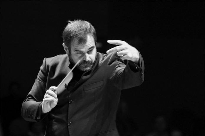 josep cabal-domech conducts colorado springs philharmonic