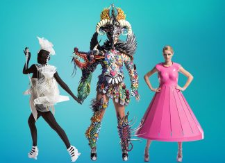 World of WearAble Art outfits