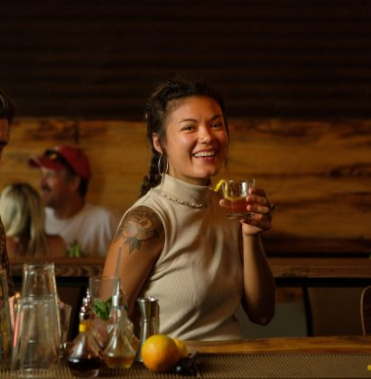 Raising a glass at Axe and the Oak Whiskey House on the Colorado Spirits Trail