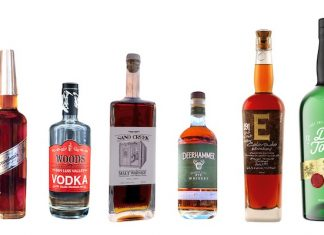 Colorado craft spirits gems Woods Vodka, Deerhammer Rye, Dry Town Mellow Rested Gin, Distillery 291 E, Sand Creek Malt Whiskey, Stranahan's Snowflake