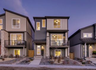 Midtown collection line by Classic Homes in Colorado Springs