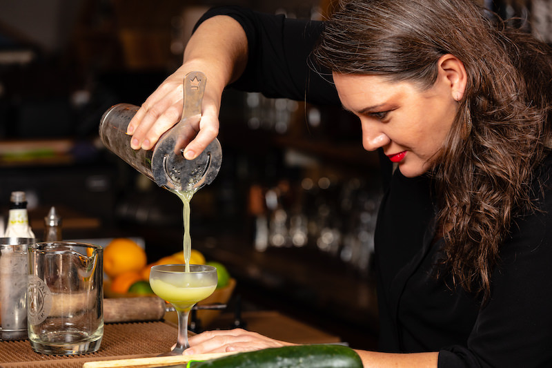 Gift experiences cocktail class with Montana Horsfall