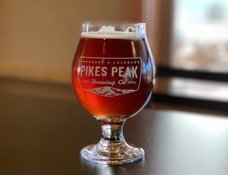 weird beer of Colorad Springs, Tava Raza at Pikes Peak Brewing Company