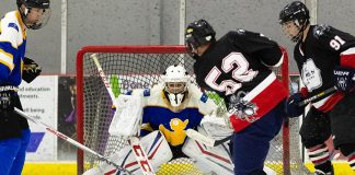 Adult hockey leagues thrive at many local rinks in and near Colorado Springs