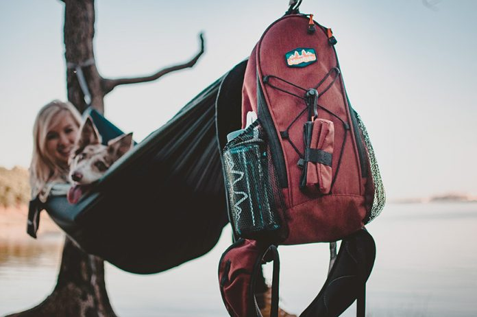 MuttRuck backpacks for dogs and owners