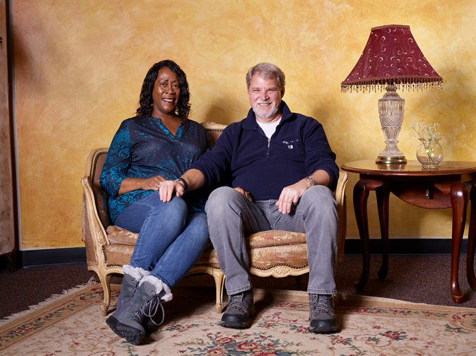 Dave and Lynne Hastings are one Colorado Springs couple that share the stage