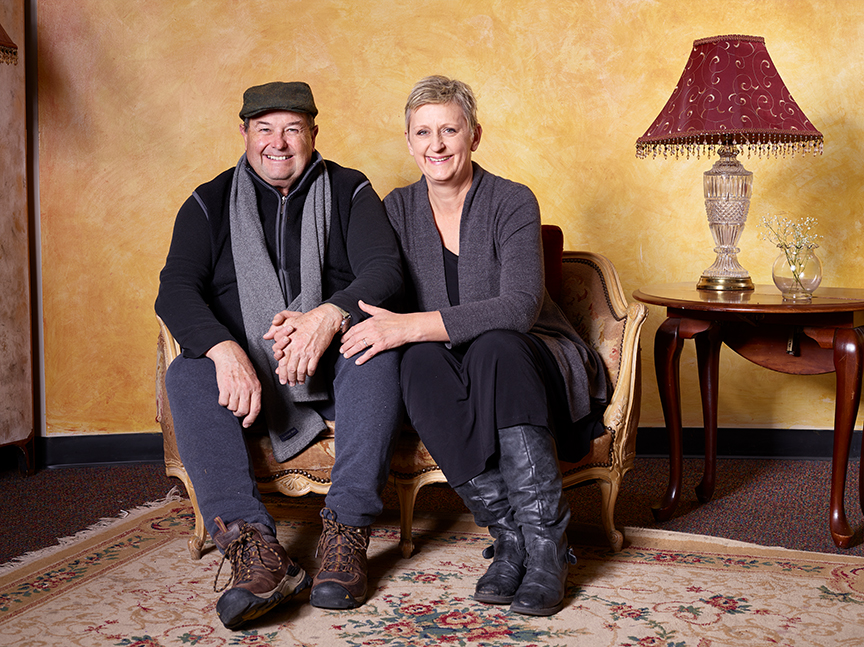 Birgitta DePree and Jim Jackson are one theater couple to take on Colorado Springs stages