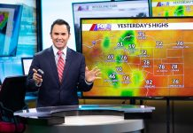 Matt Meister delivers the Colorado Springs weather forecast.